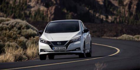 image: Vi har kjørt nye Nissan Leaf