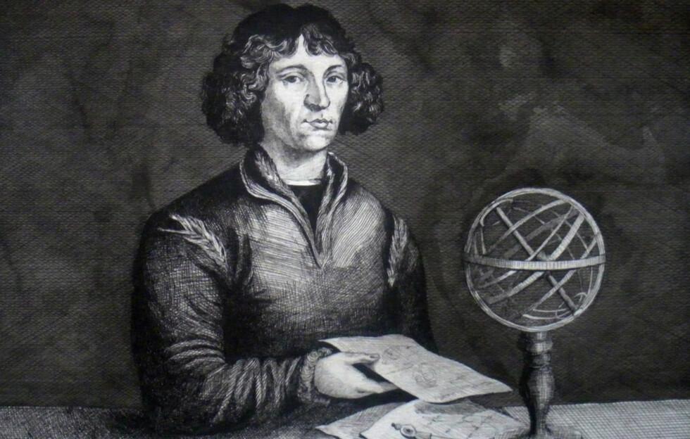 """NYSKAPER: Nikolaus Kopernikus er en av de mest betydelige skikkelsene i historien. Nå er boka """"Copernicus, skaperen av en ny himmel"""" (1937) av Jeremi Wasiutynski oversatt til norsk."""