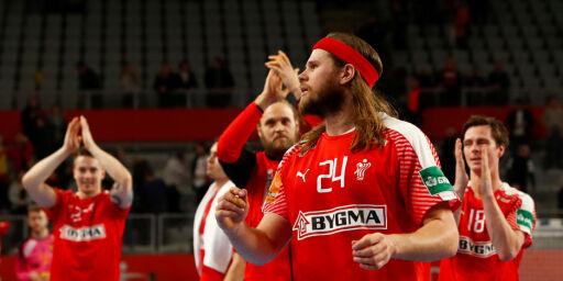 image: Slovenia sendte Danmark til semifinale i håndball-EM