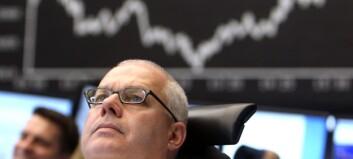 Ekspert advarer: Farligere situasjon nå enn før finanskrisen i 2008