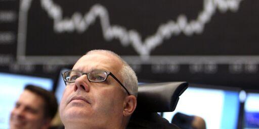 image: Ekspert advarer: Farligere situasjon nå enn før finanskrisen i 2008