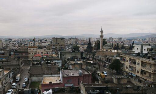 image: USA og Tyrkia hevder å ha drept hundrevis i Syria
