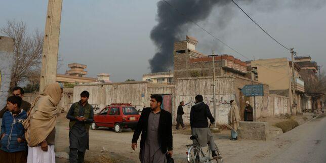 image: Væpnede menn angrep Redd Barnas kontor i Afghanistan