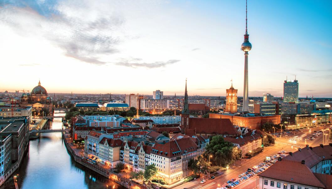Berlin Foto: Scanpix