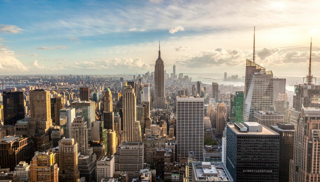 New York Foto: Scanpix