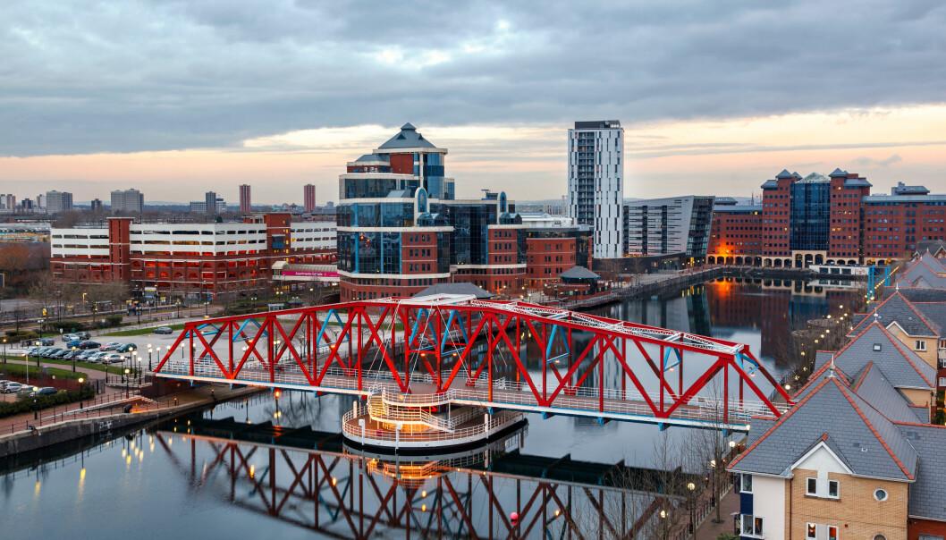 Manchester Foto: Scanpix