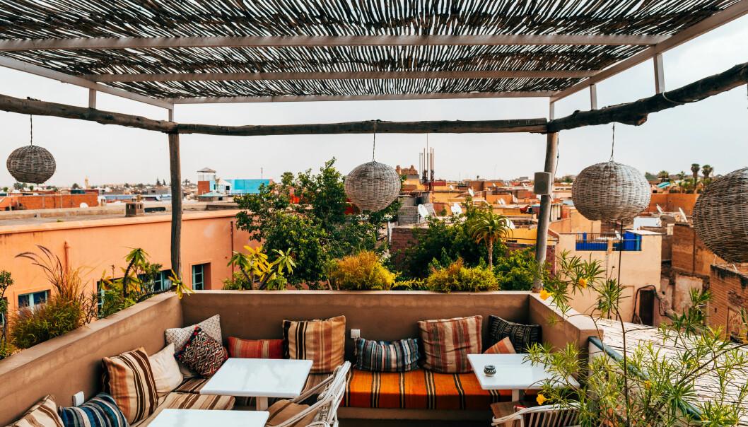 Marrakech Foto: Scanpix