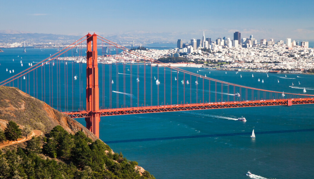 San Francisco Foto: Scanpix