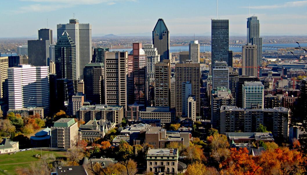 Montreal Foto: Scanpix