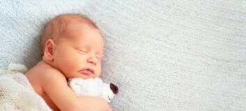 Er vi altfor opptatt av å følge navnetrender når vi får barn?