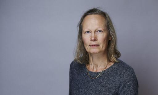 FOR DÅRLIG: Inger-Marie Øymo synes det er for dårlig at bransjen, totalt sett, ikke har hatt en mer positiv utvikling.