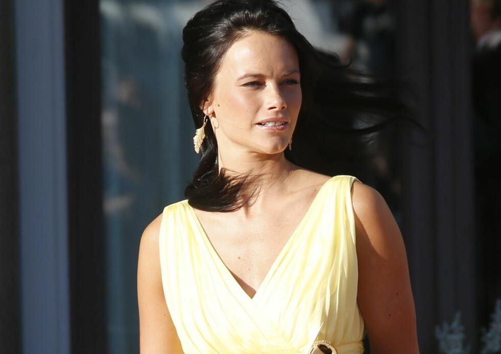 BRUDD FOR BEGGE SØSTRENE: Prinsesse Sofia skal være lei seg på søstrenes vegne. Foto: NTB Scanpix