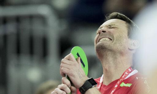 image: Medaljedrømmen knust for håndballgutta
