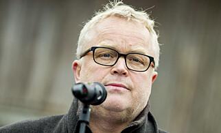 PLAN NORGE: Kjell Erik Øie, generalsekretær i Plan International Norge. Foto: Vegard Wivestad Grøtt / NTB scanpix