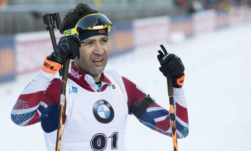 image: Etter OL-vrakingen: Bjørndalen går ikke EM i helga