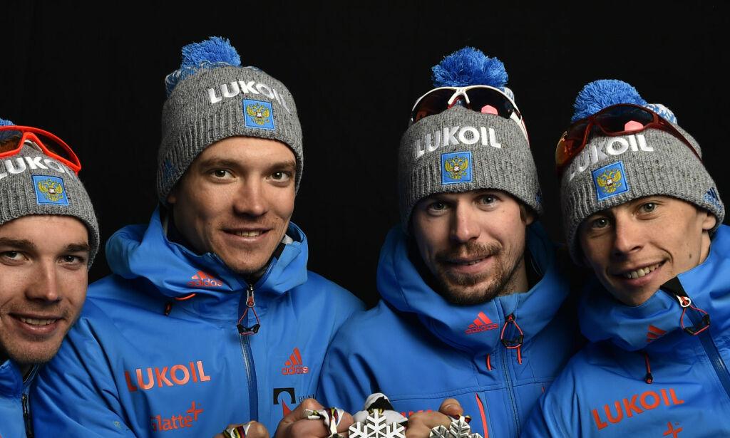 image: Full forvirring om russerne får stille stafettlag i OL:- Får vi ikke stille lag?