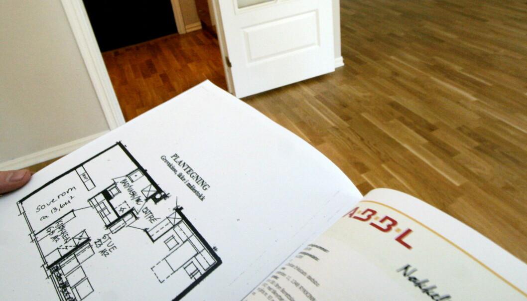 Kjøpe bolig, steg for steg