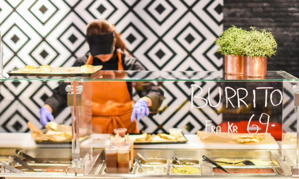 NOE FOR ALLE: Circle K ønsker å ha et godt og variert tilbud til de som ønsker spise sunnere.