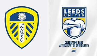 image: Klubben viste stolt fram den nye logoen. Så kom fansens reaksjoner