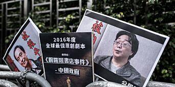 image: Sverige og Kina i diplomatisk strid om kidnapping