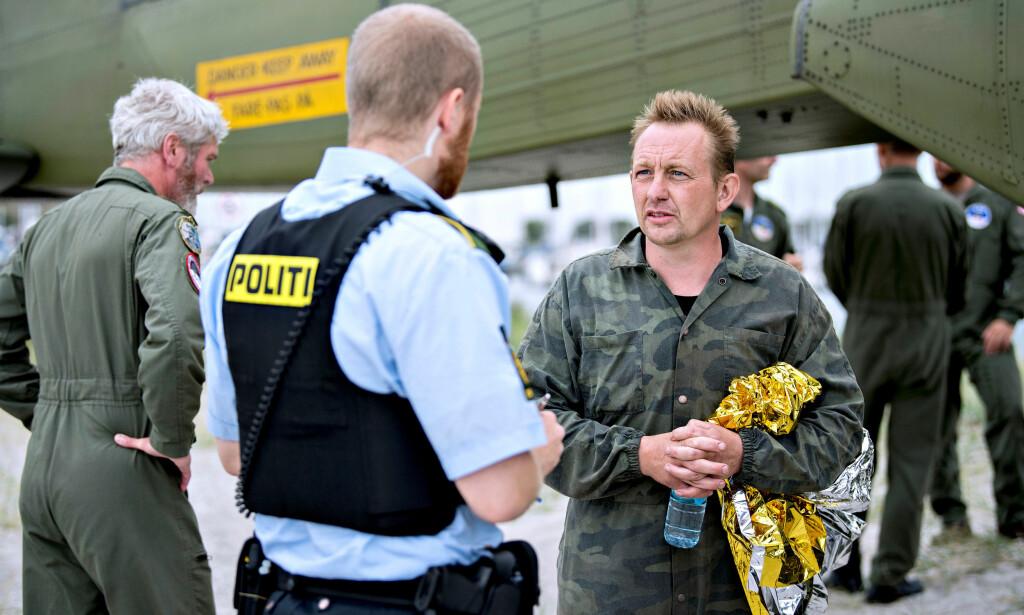AVVIKENDE PERSONLIGHET: Peter Madsen beskrives av rettspsykiaterne som en intelligent mann, som ikke er psykotisk, men som har en avvikende personlighet med narcissistiske og psykopatiske trekk. Foto: Bax Lindhardt/Reuters/Scanpix