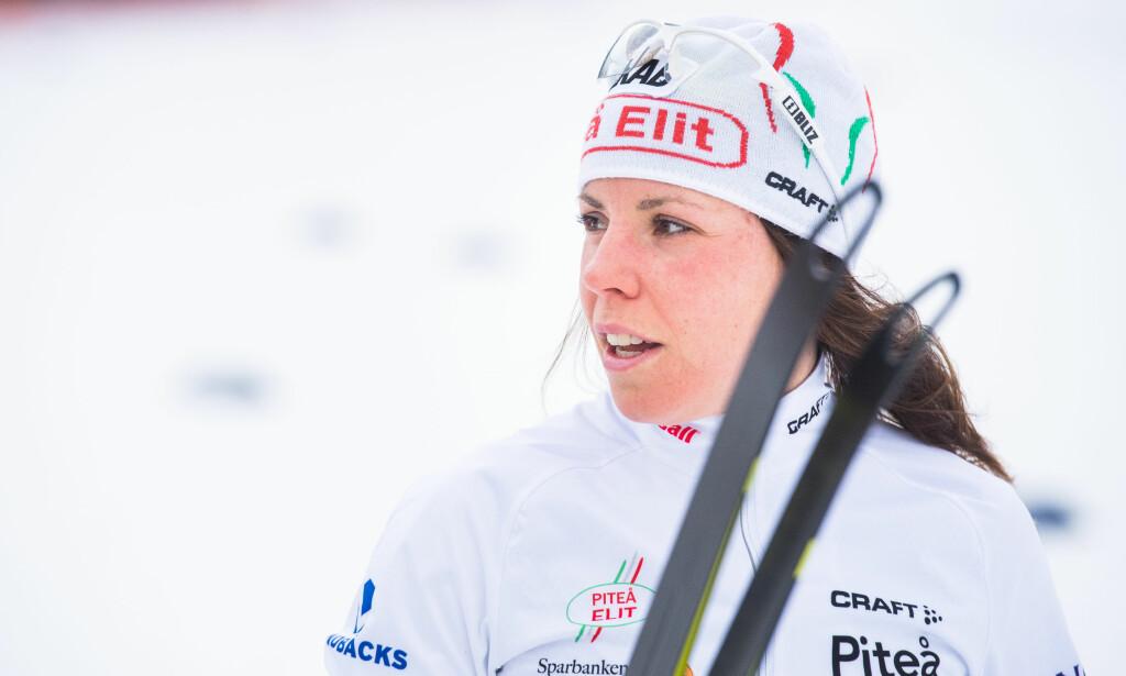 OL-HÅP: Charlotte Kalla er svenskens aller største gullkandidat i langrennssporet. Foto: Bildbyrån