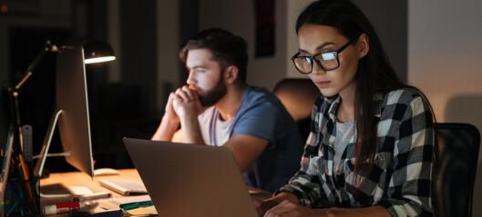 Nattarbeid øker risiko for kreft og tidlig død