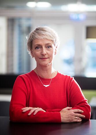 <strong>FÅTT NOK:</strong> Direktør i Forbrukertilsynet Elisabeth Lier Haugseth har sendt et brev til en lang rekke norske selskaper og organisasjoner, hvor de blir bedt om å følge loven for telefonsalg. Foto: Forbrukertilsynet