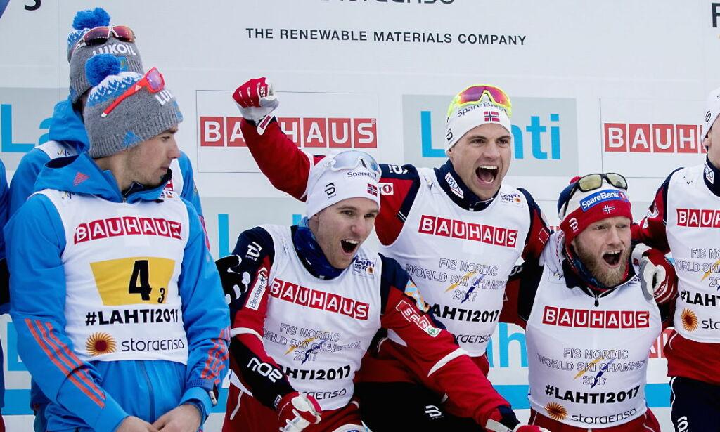 image: Får russerne stille stafettlag i OL? Nå har IOC omsider bestemt seg