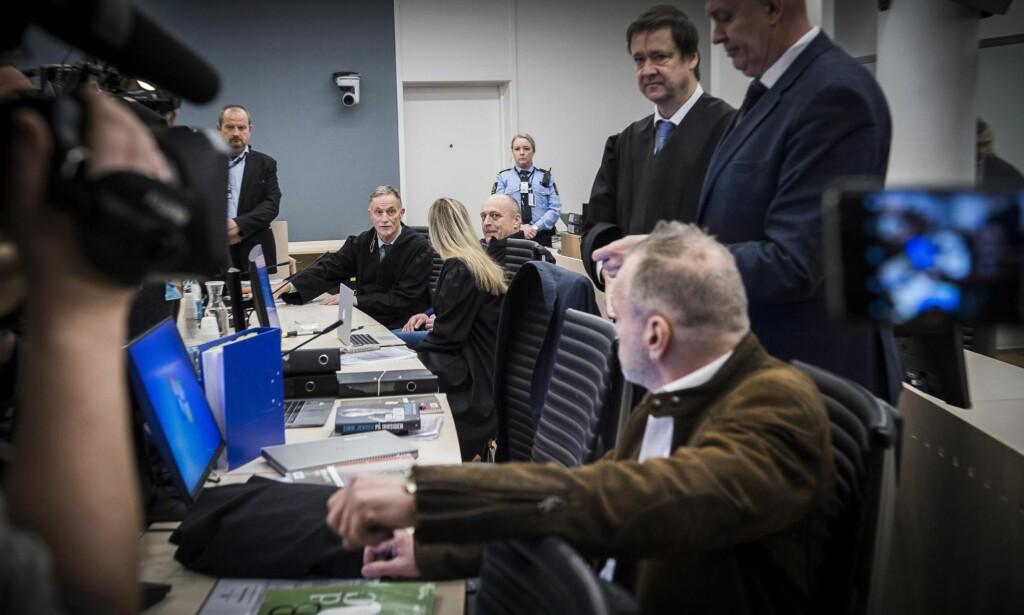 KRAV: Gjermund Cappelen var villig til å snakke, men var klar på at han måtte få noe igjen. Foto: Lars Eivind Bones / Dagbladet