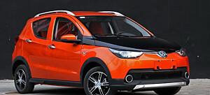 Denne ukjente bilen solgte klart best blant elbilene i fjor