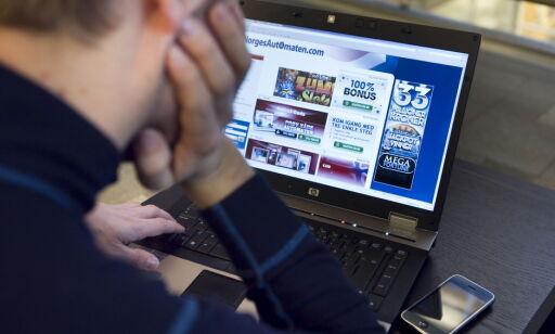 image: Utenlandske pengespill kan bli blokkert i Norge