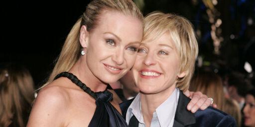 image: I 60 år har Ellen DeGeneres liv vært preget av kritikk, tragedier og kjærlighet