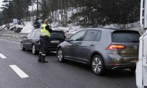 image: Bilister begynte å slåss på E6