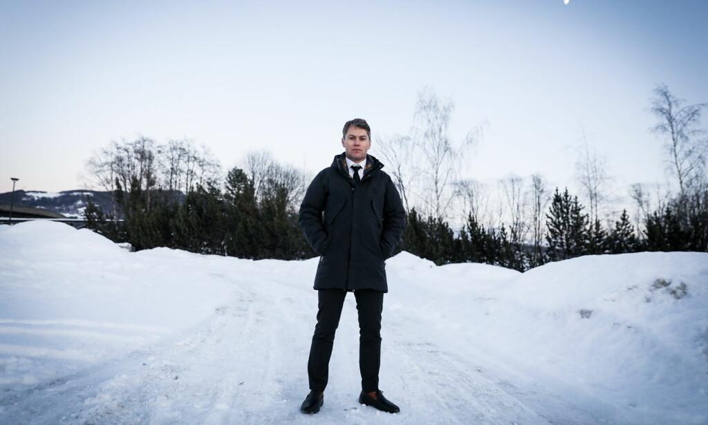 Tilbake til hverdagen: Nå skal Terje Opheim tilbake til sin vante hverdag i Trondheim. Han forteller at de skal prøve å leve så normale liv som mulig. Foto: Christian Roth Christensen / Dagbladet