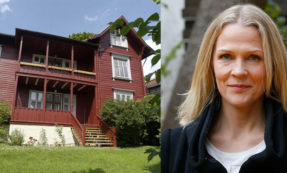 SOLGT: Journalist og forfatter Åsne Seierstad fikk over 40 millioner for sveitservillaen på Frogner i Oslo. Foto: NTB Scanpix