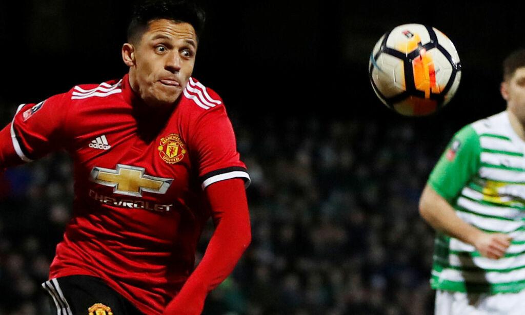 image: Sanchez-assist i debuten. Har imponert lagkameratene: - Han er utrolig