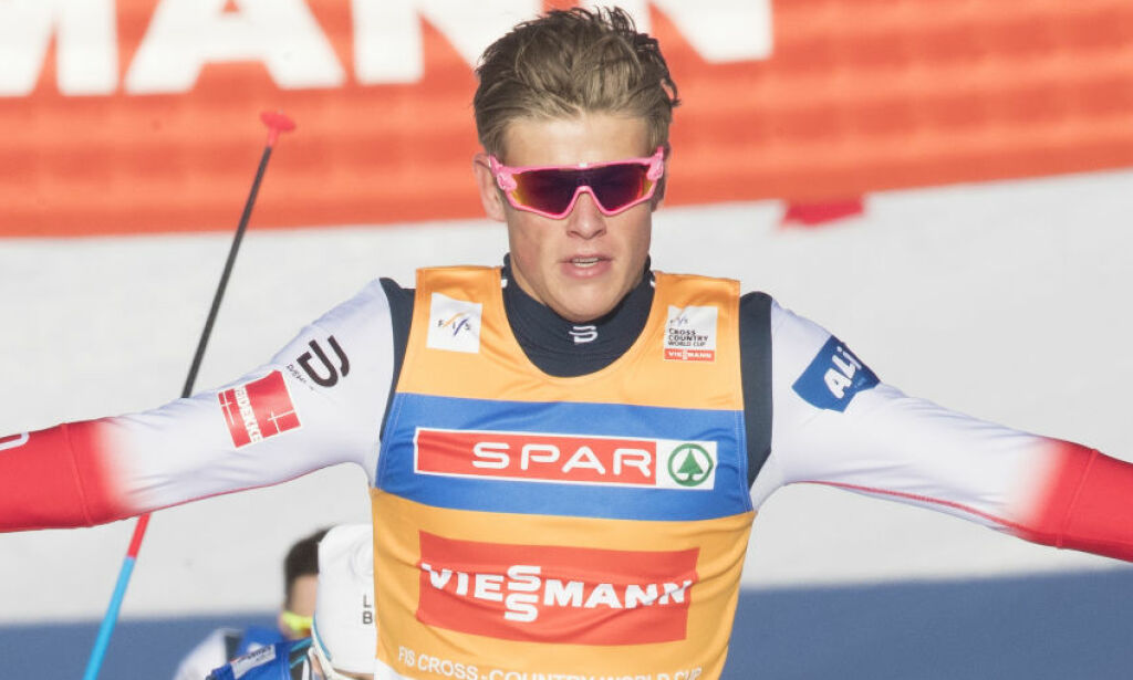 image: Klæbo vant i OL-generalprøven:- Føltes som vi var på søndagstur