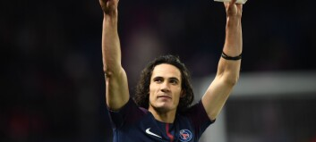 Cavani slettet Zlatans klubbrekord i PSG-seier
