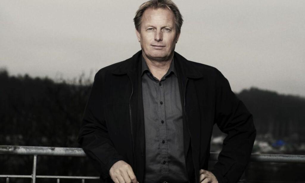 HAR DELTE MENINNGER: Pål Brekke, seniorforsker ved Norsk Romsenter. Foto: Norsk Romsenter