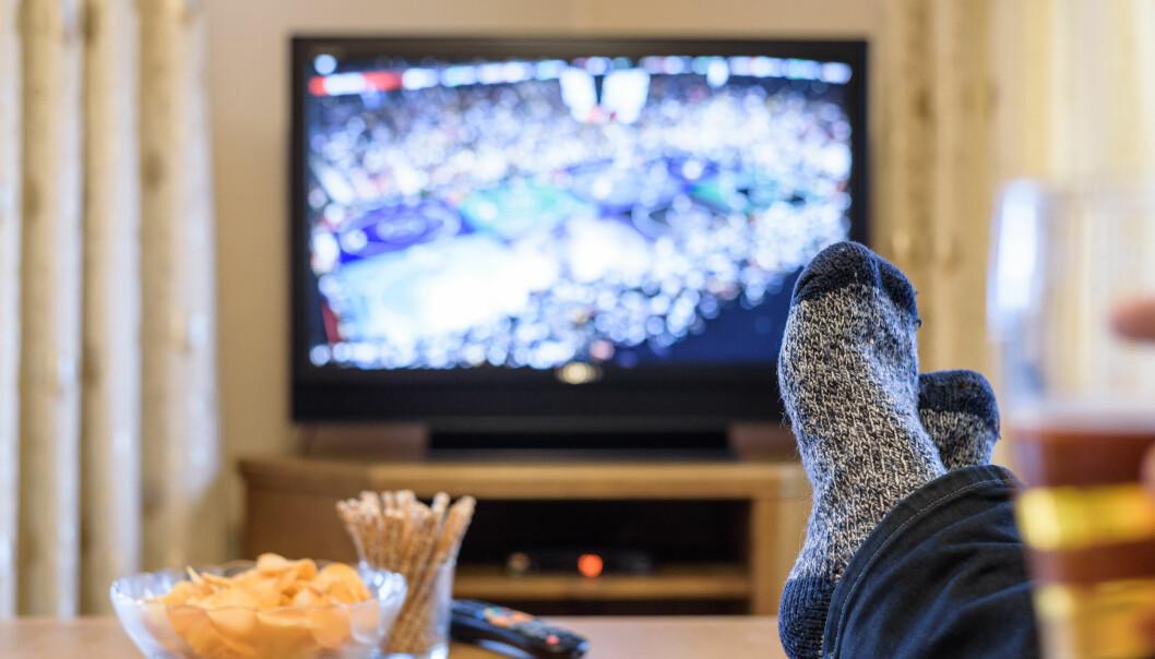 HAR DU TV? Da forfaller TV-lisensen straks, nærmere bestemt 31. januar. Og det koster dyrt å vente med betalingen. Foto: NTB Scanpix