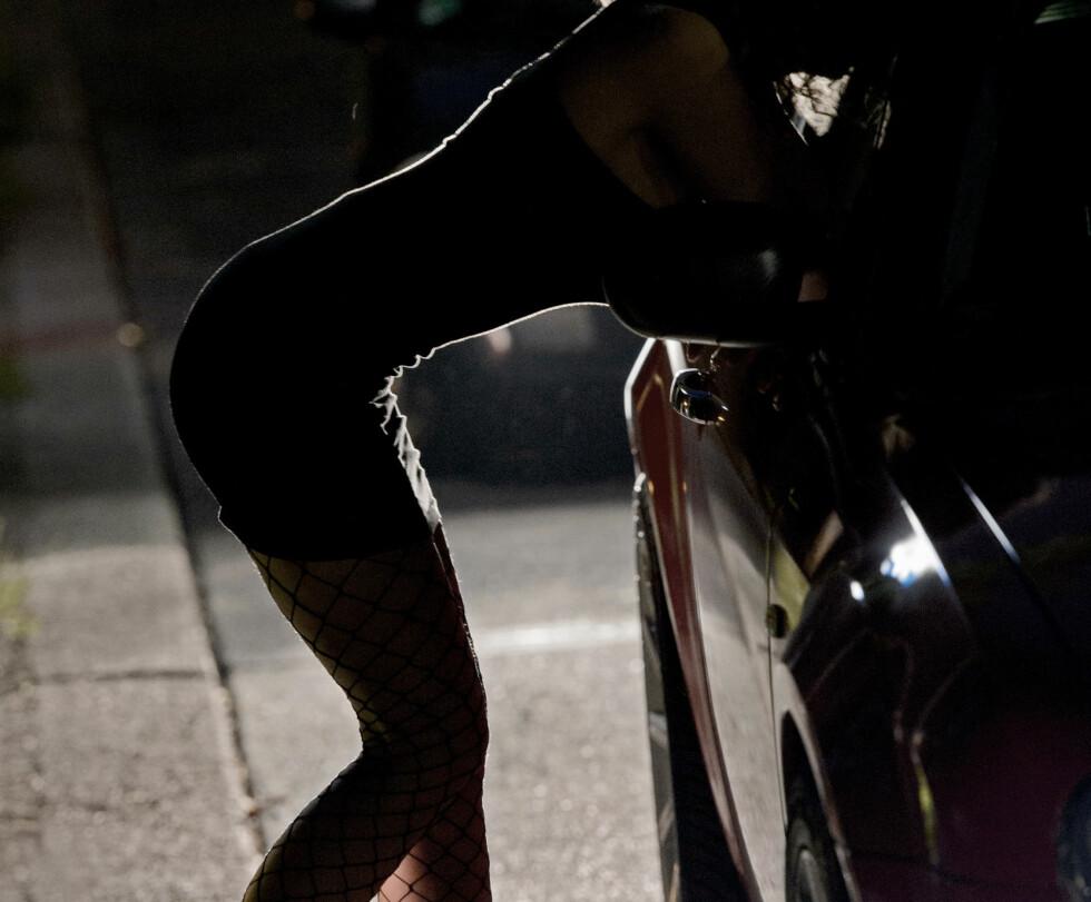 IKKE STRAFFBART: Forsøk på kjøp av sex er ikke straffbart, mener Sylvi Listhaug. Hun sier det er en utilsiktet konsekvens av den nye straffeloven av 2015. Foto: Robert Schlesinger / NTB Scanpix