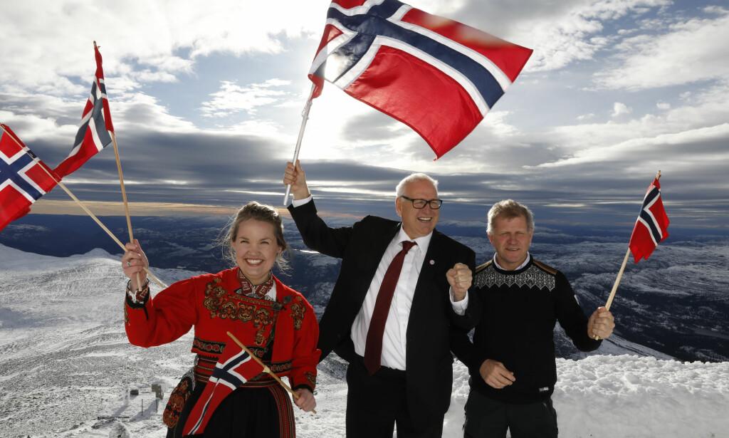 SKRINLAGT: Norges Idrettsforbund bestemte før helgen at det ikke blir aktuelt med en OL-søknad til 2026. Foto: Ole Berg-Rusten / NTB scanpix