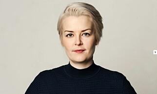 SÅRBART: Ingvild Endestad er leder i Fri - foreningen for kjønns- og seksualitetsmangfold. Foto: Fri