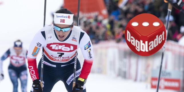 image: OL nærmer seg - Bjørgen og Sundby får terningkast tre