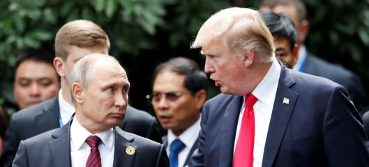Russland: Åpenbart at USA blander seg i presidentvalget vårt