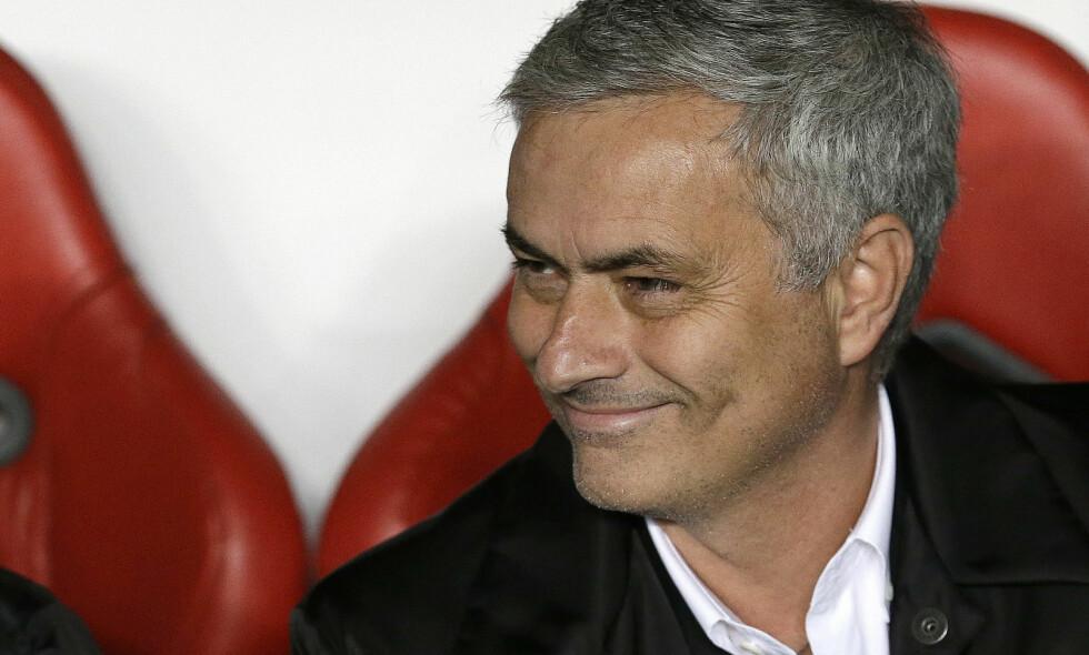 FA-CUPEN: Manchester United møter enten Huddersfield eller Birmingham i den femte runden av FA-cupen. Foto: Armando Franca / NTB Scanpix