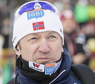 SPORTSSJEF: Ivar Stuan. Foto: Terje Pedersen / NTB scanpix