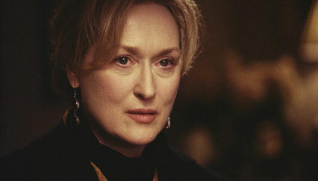 NORMAL: Kanskje får vi se en mer jordnær og samlet Meryl på skjermen denne gangen. Foto: The Hours