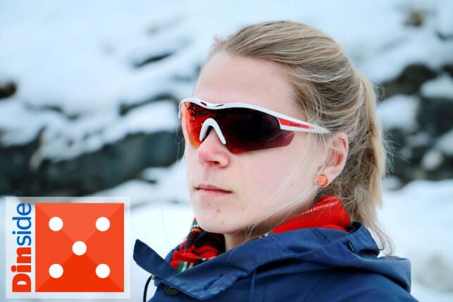 MYE FOR PENGENE: Hvis du kjøper sportsbrillen fra Swisseye får du passform, konturering og beskyttelse i toppklasse, i tillegg til to par ekstra linser. Foto: Ole Petter Baugerød Stokke.